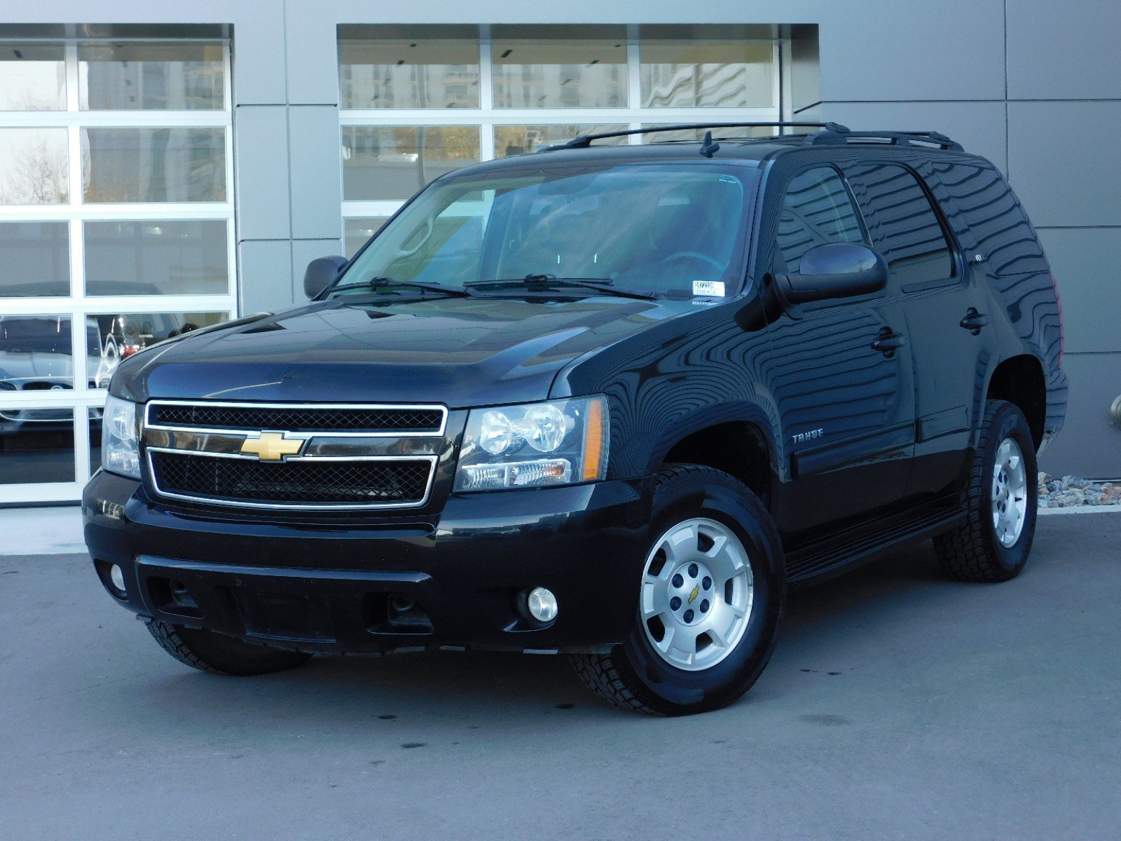 Pre Owned 2012 Chevrolet Tahoe LT Sport Utility in Salt Lake City
