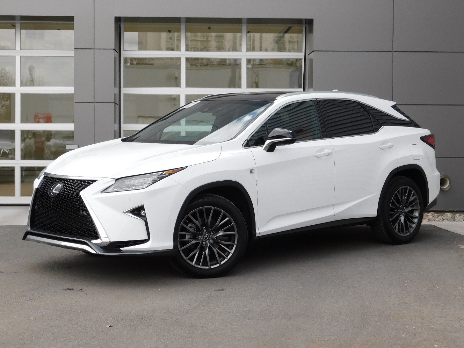 Pre-Owned 2018 Lexus RX WAGON 4 DOOR