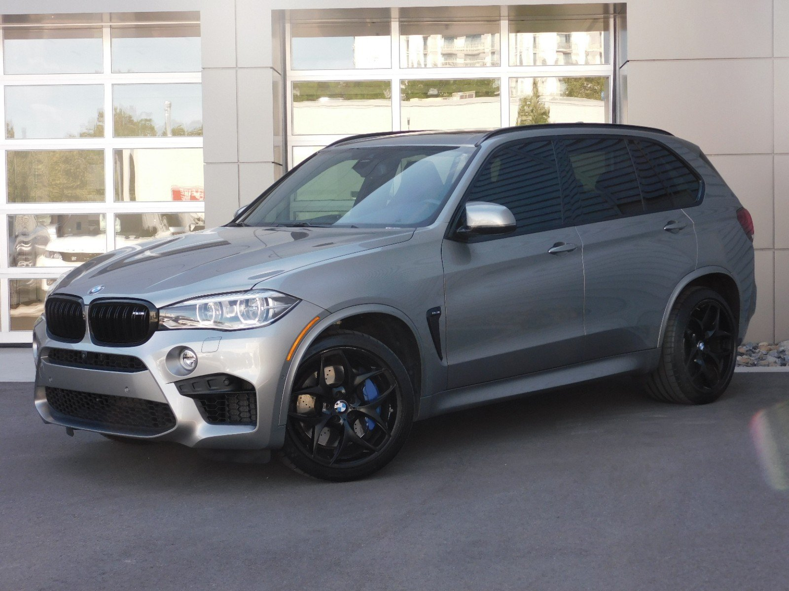 Pre-Owned 2017 BMW X5 M WAGON 4 DOOR