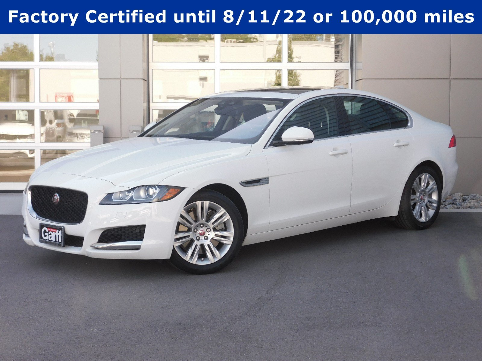 Certified Pre-Owned 2016 Jaguar XF 35t Premium