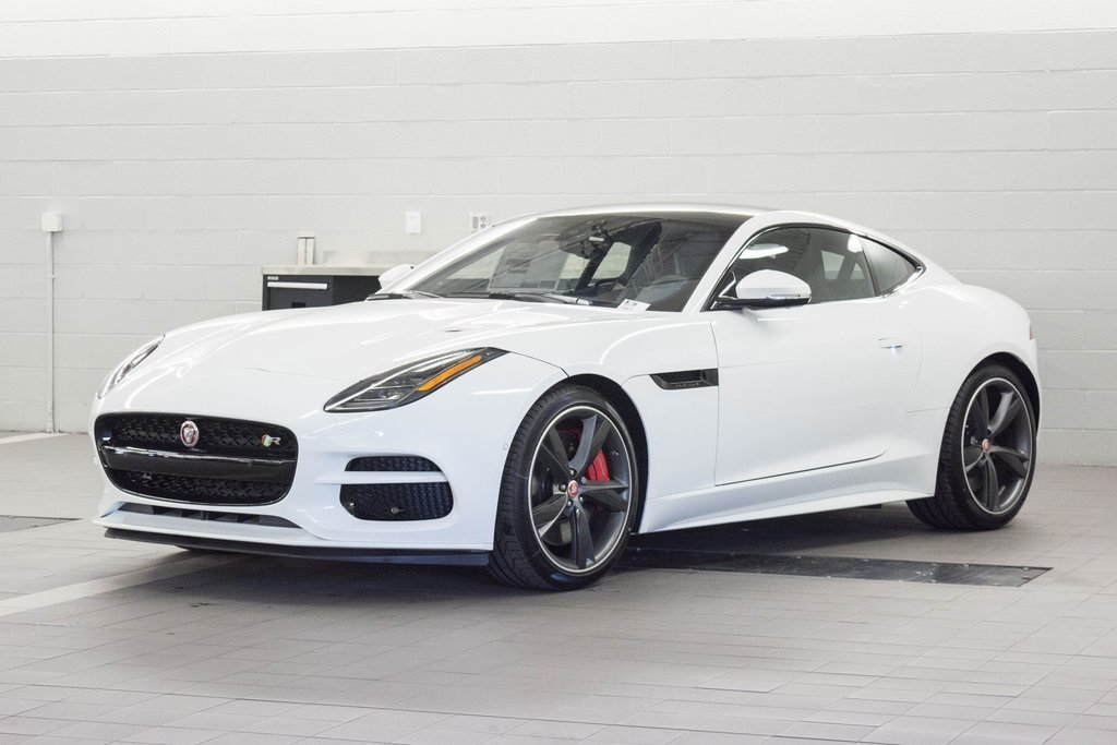 New 2018 Jaguar F-TYPE R