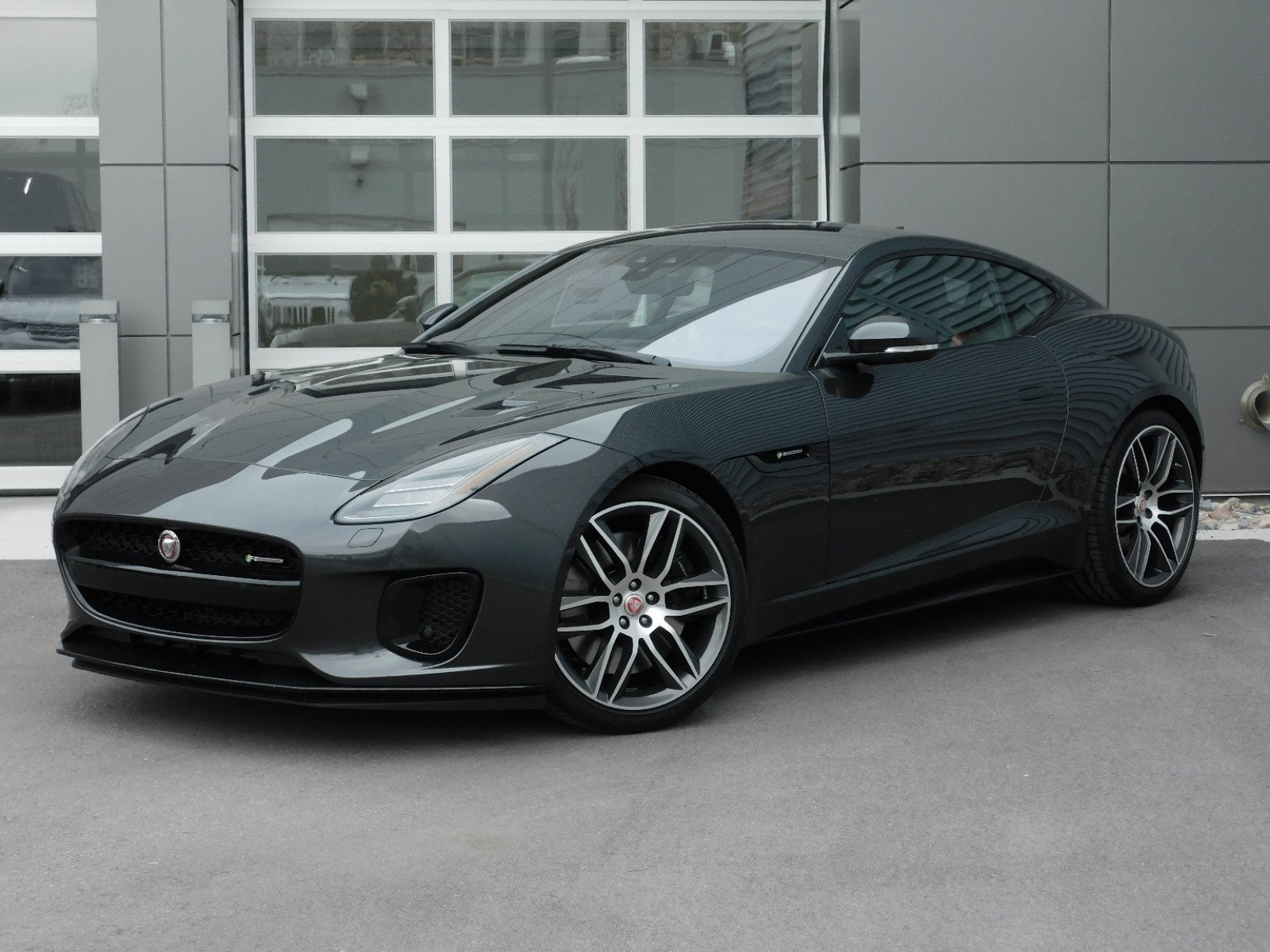 Jaguar F Type Coupe >> New 2020 Jaguar F Type R Dynamic With Navigation Awd