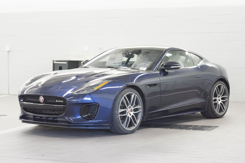 new 2018 jaguar f type r dynamic 2 door coupe in salt lake city 1j8073 jaguar downtown salt lake. Black Bedroom Furniture Sets. Home Design Ideas