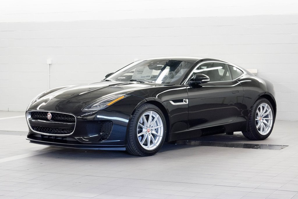 New 2018 Jaguar F TYPE 296HP