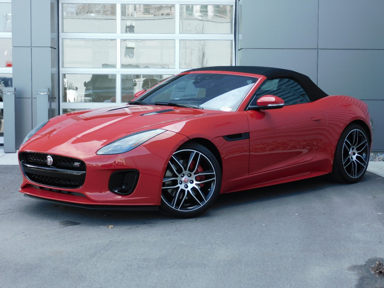 Jaguar F Type Convertible >> New 2020 Jaguar F Type Convertible With Navigation