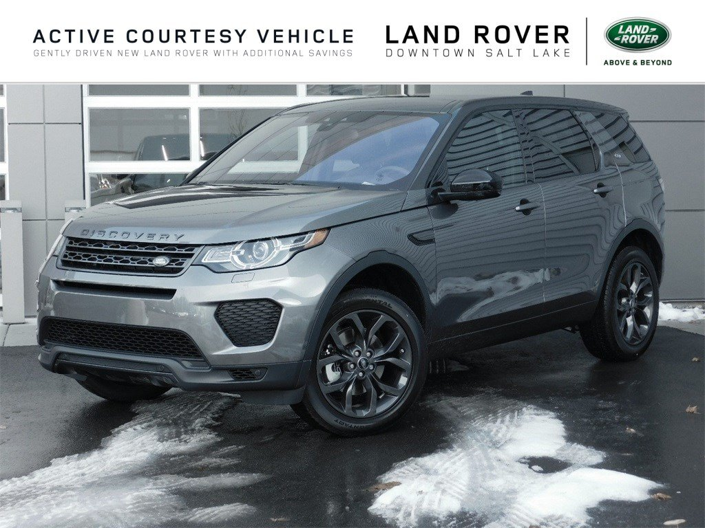 New 2019 Land Rover Discovery Sport WAGON 4 DOOR