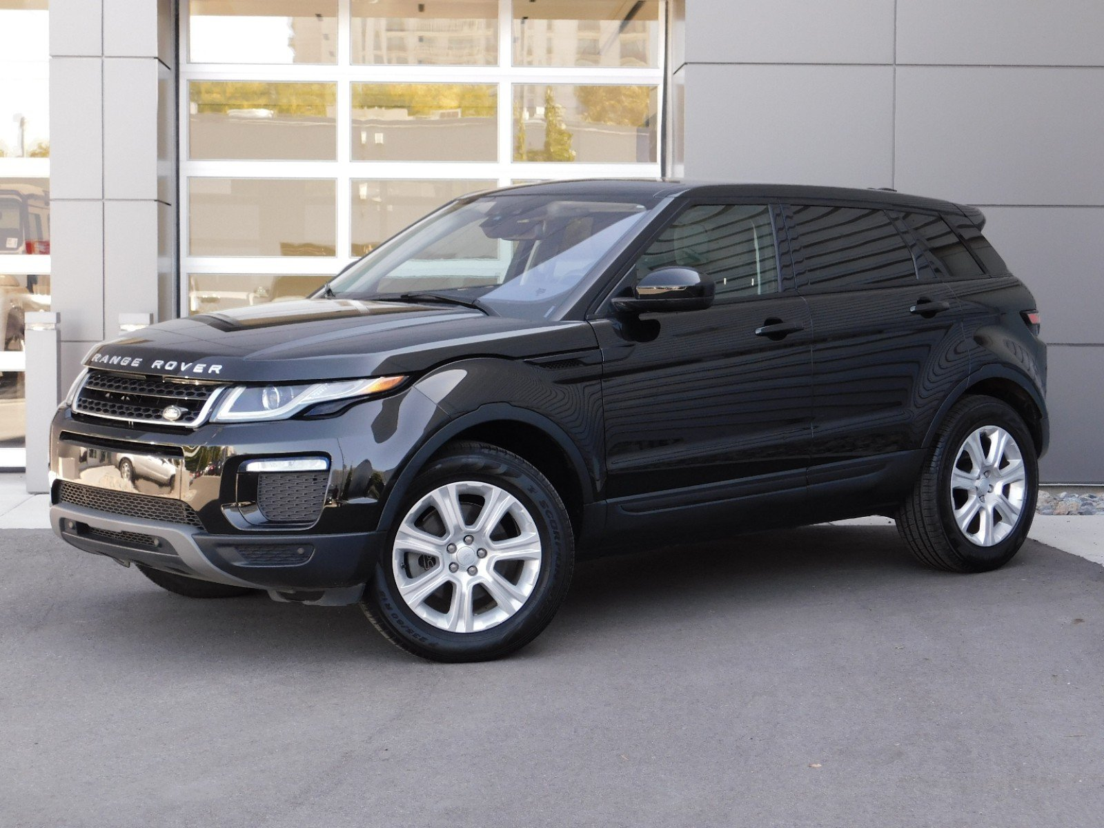 Pre-Owned 2016 Land Rover Range Rover Evoque WAGON 4 DOOR