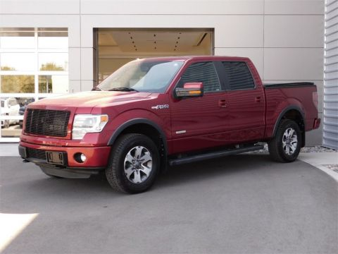 Pre-Owned 2014 Ford F-150 PICKUP