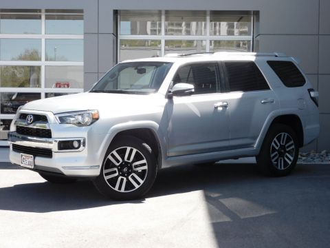 Pre-Owned 2016 Toyota 4Runner WAGON 4 DOOR