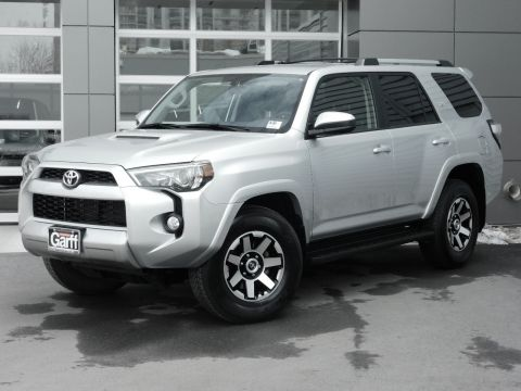 Pre-Owned 2018 Toyota 4Runner WAGON 4 DOOR