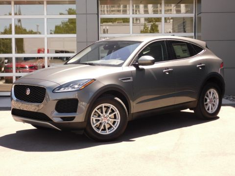New 2019 Jaguar E-PACE WAGON 4 DOOR