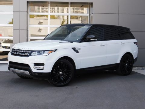 Pre-Owned 2014 Land Rover Range Rover Sport Supercharged