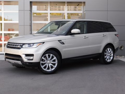 Certified Pre-Owned 2014 Land Rover Range Rover Sport HSE